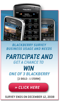 BlackBerry Survey