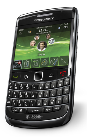 T-Mobile BlackBerry Bold 9700
