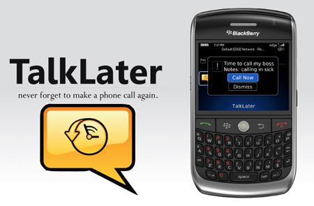 TalkLater
