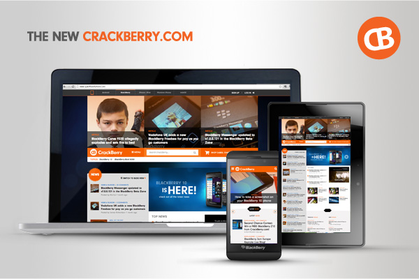 The New CrackBerry.com