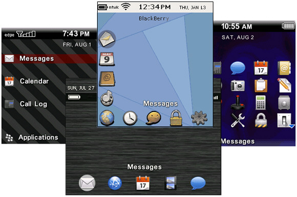 BlackBerry Themes by ThemeBerry.com