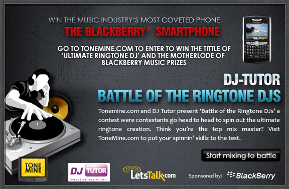 Battle of the Ringtones Contest!