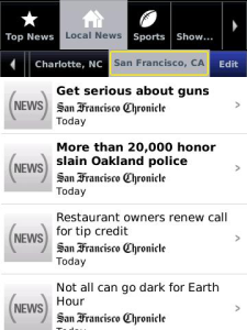 AP News Mobile