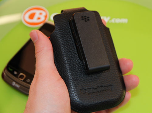 BlackBerry Torch Leather Holster