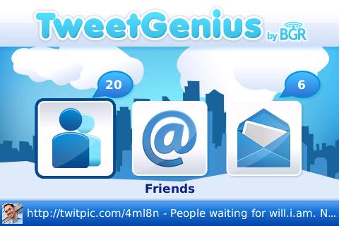 Twitter on Your BlackBerry with TweetGenius