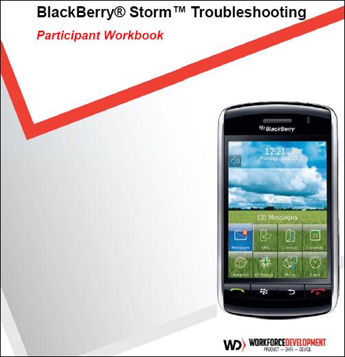 Verizon Storm Training Manual