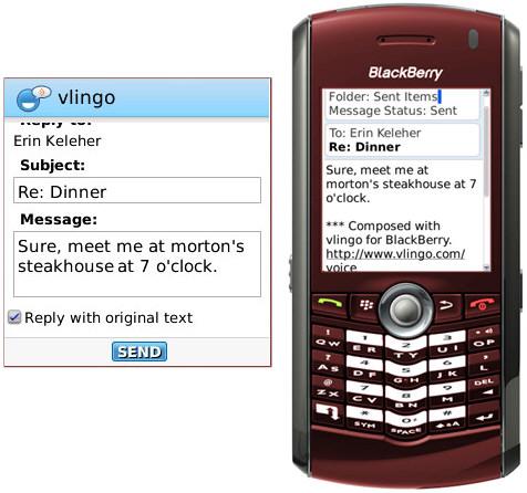 vlingo 1.1 Ready to Rock!