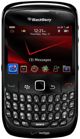 Verizon BlackBerry Curve 8530