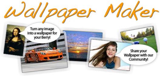 BlackBerry Wallpaper Maker Updated!