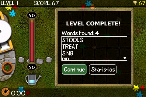 Word Mole - Word Puzzle Action - 1.1.3 Update