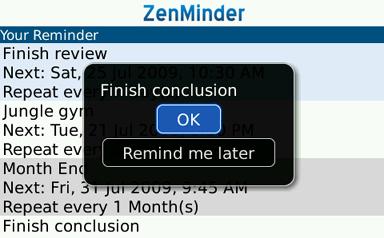 ZenMinder