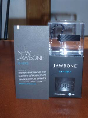 The Jawbone's Awesome Packaging