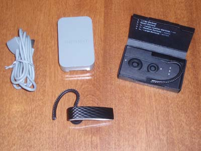 The USB Charger and Other Goodies Found In the Box