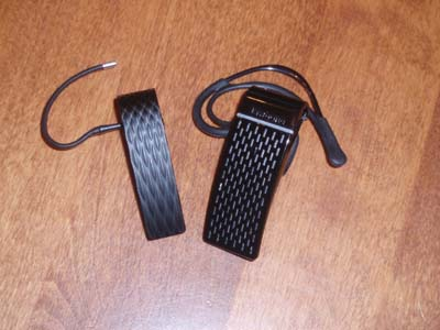 New Jawbone on the left... Old on the right.