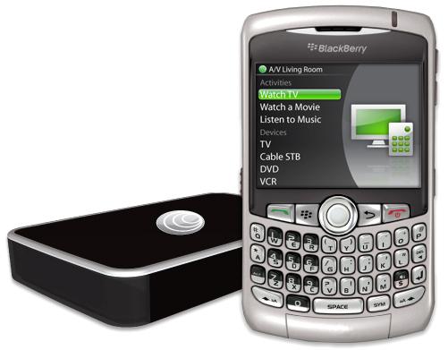 Unify4Life BlackBerry AV Remote