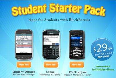 The Student Starter Pack