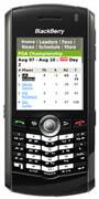 PGA Tour Tracker for BlackBerry