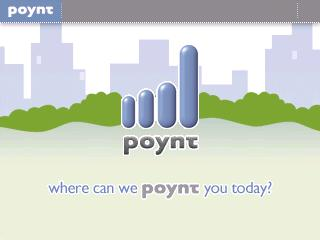 Poynt Adds Restaurant Search