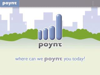 Poynt Adds Restaurant Search