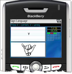 gFlash+ for BlackBerry