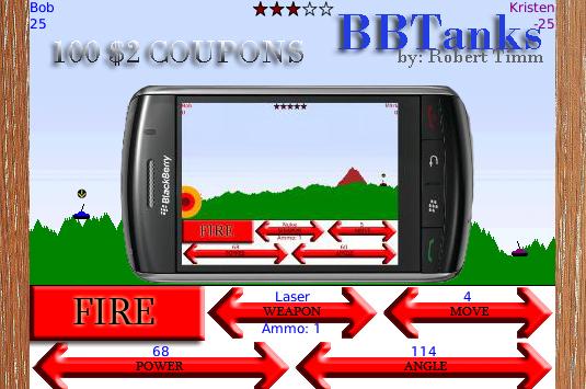 BBTanks for the BlackBerry Storm