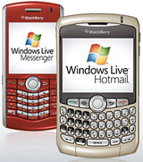Windows Live for BlackBerry