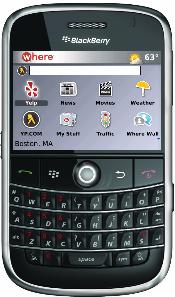 WHERE for BlackBerry