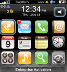 iBerry 2.0 Theme for BlackBerry