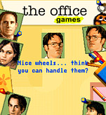 The Office Game for BlackBerry