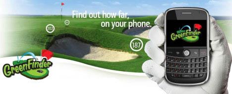 GreenFinder for BlackBerry