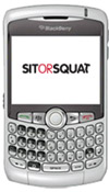 SitOrSquat for BlackBerry