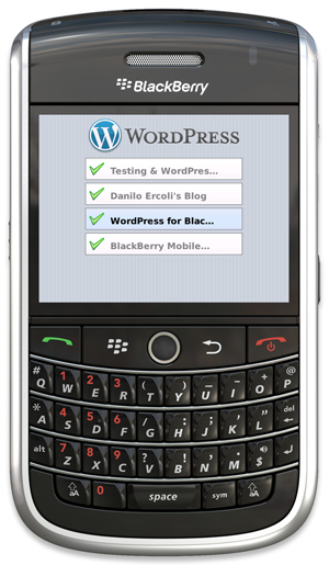 WordPress Mobile Updated