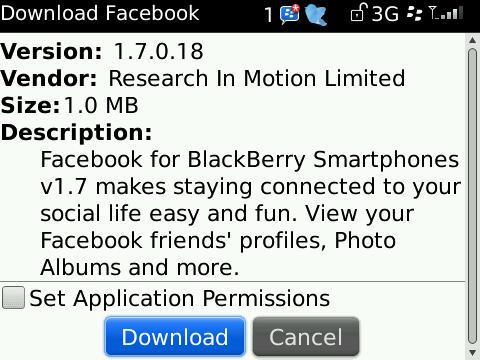 Facebook 1.7