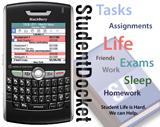 StudentDocket for BlackBerry