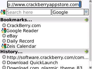 CrackBerryAppStore.com