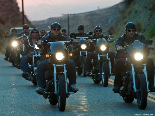 Hit The Road With These Sons Of Anarchy Wallpapers