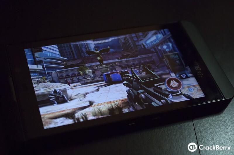N.O.V.A. 3 for BlackBerry 10
