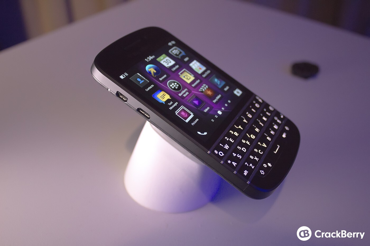 Five reasons why the BlackBerry Q10's battery life will be Mind