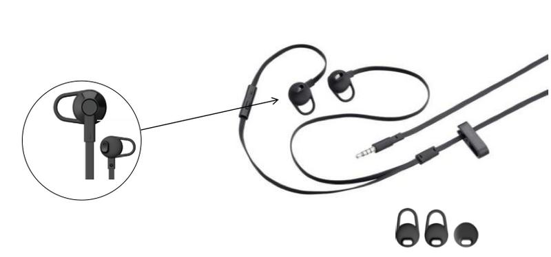 BlackBerry Q10 Premium Stereo Headset