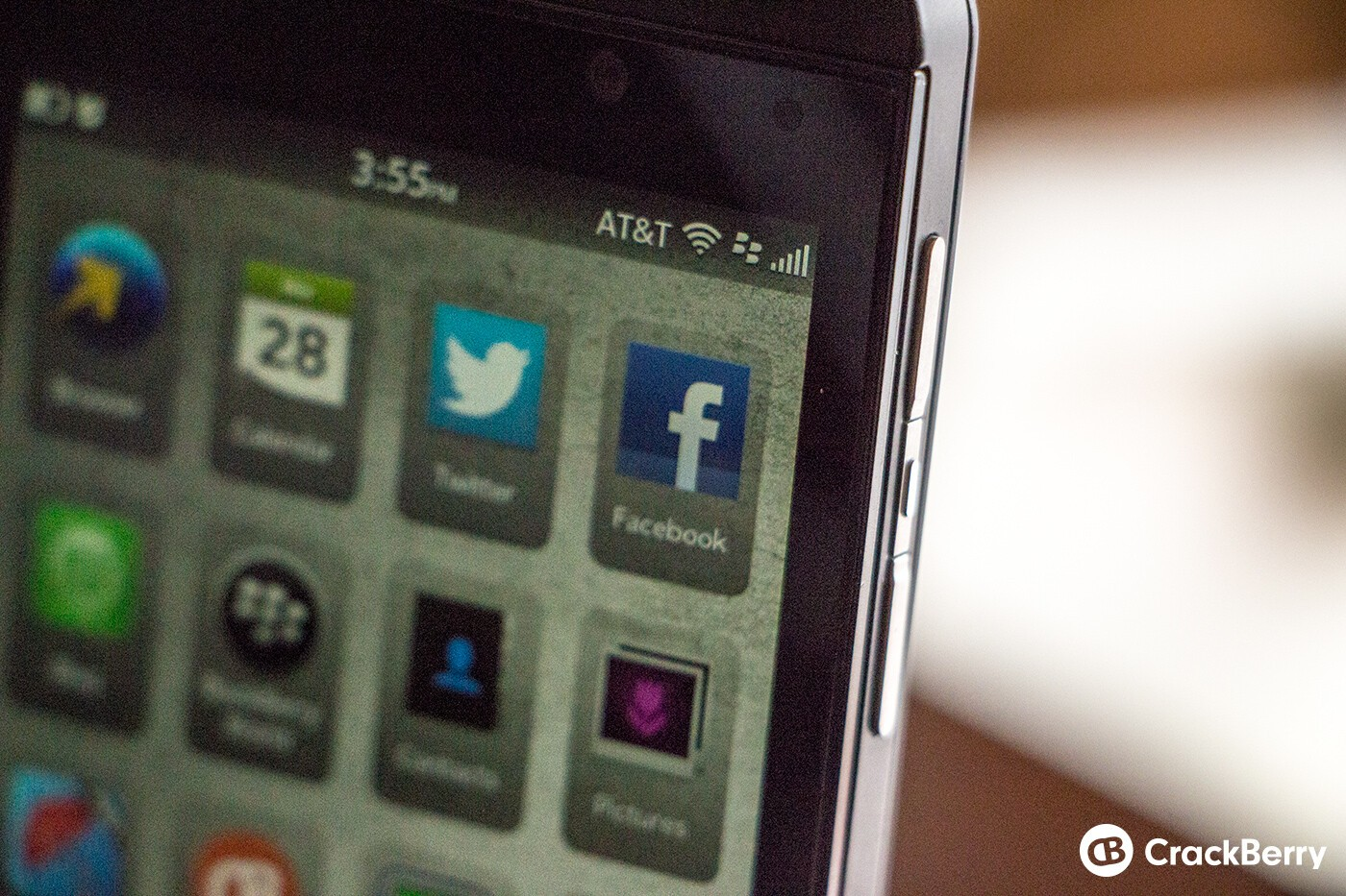 Facebook for BlackBerry 10 updated in the BlackBerry Beta Zone