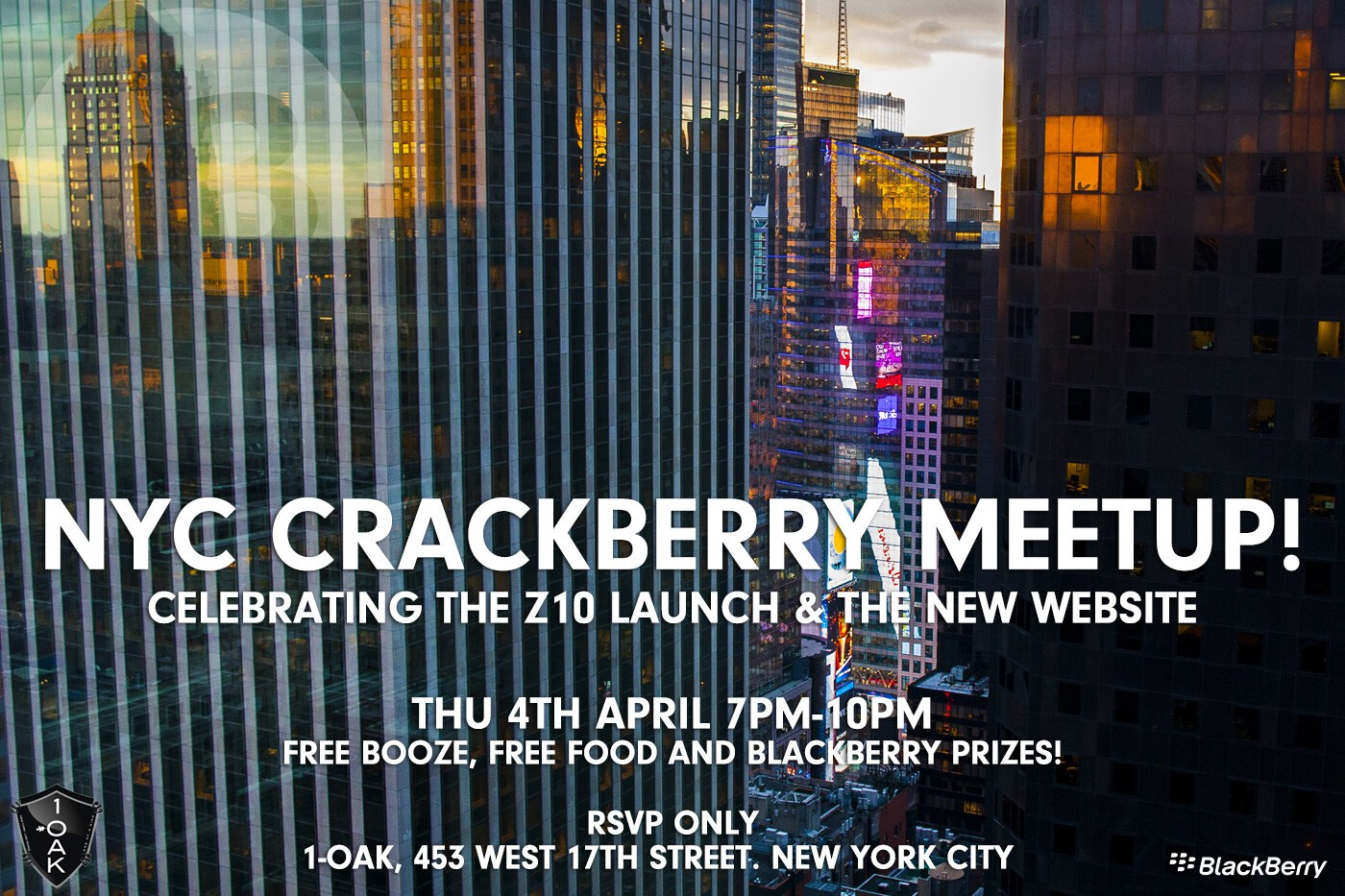 CrackBerry Meetup!