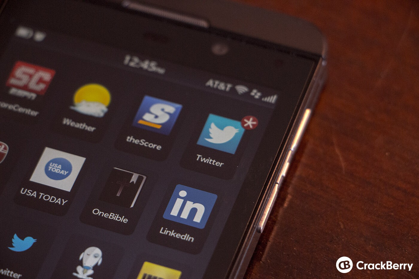 Twitter for BlackBerry 10