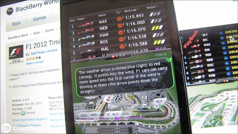 F1 Timing App Free