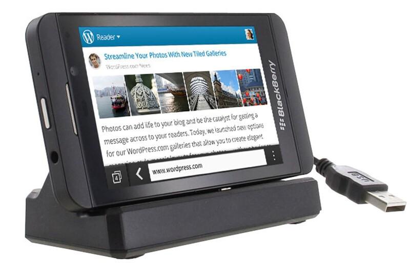 Mobi Products Desktop Charging Cradle