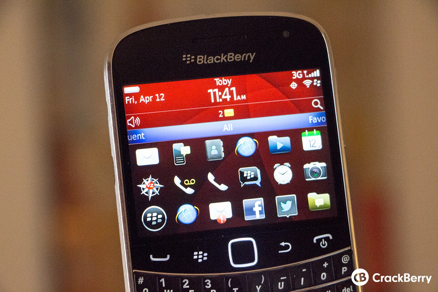 updating your blackberry os