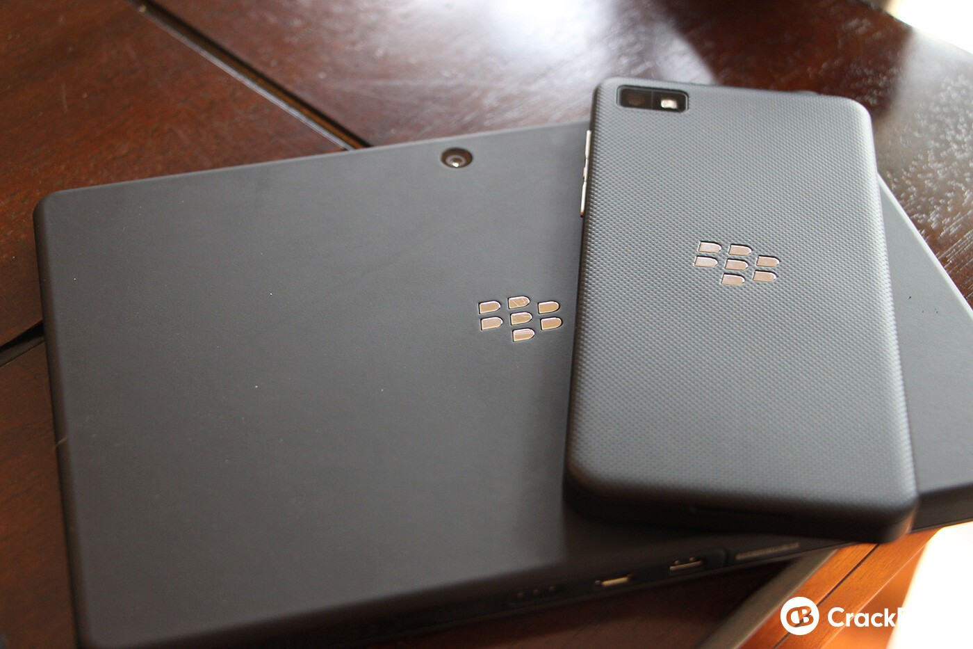 BlackBerry PlayBook and Z10