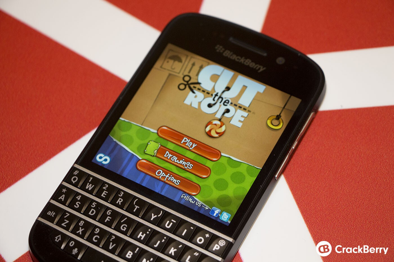 Blackberry Online Support