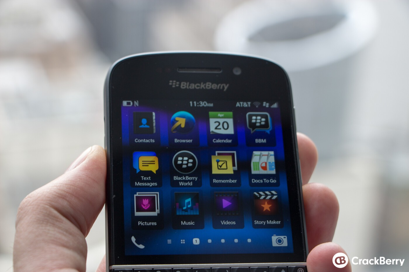 Getting started with your BlackBerry Q10 | CrackBerry com