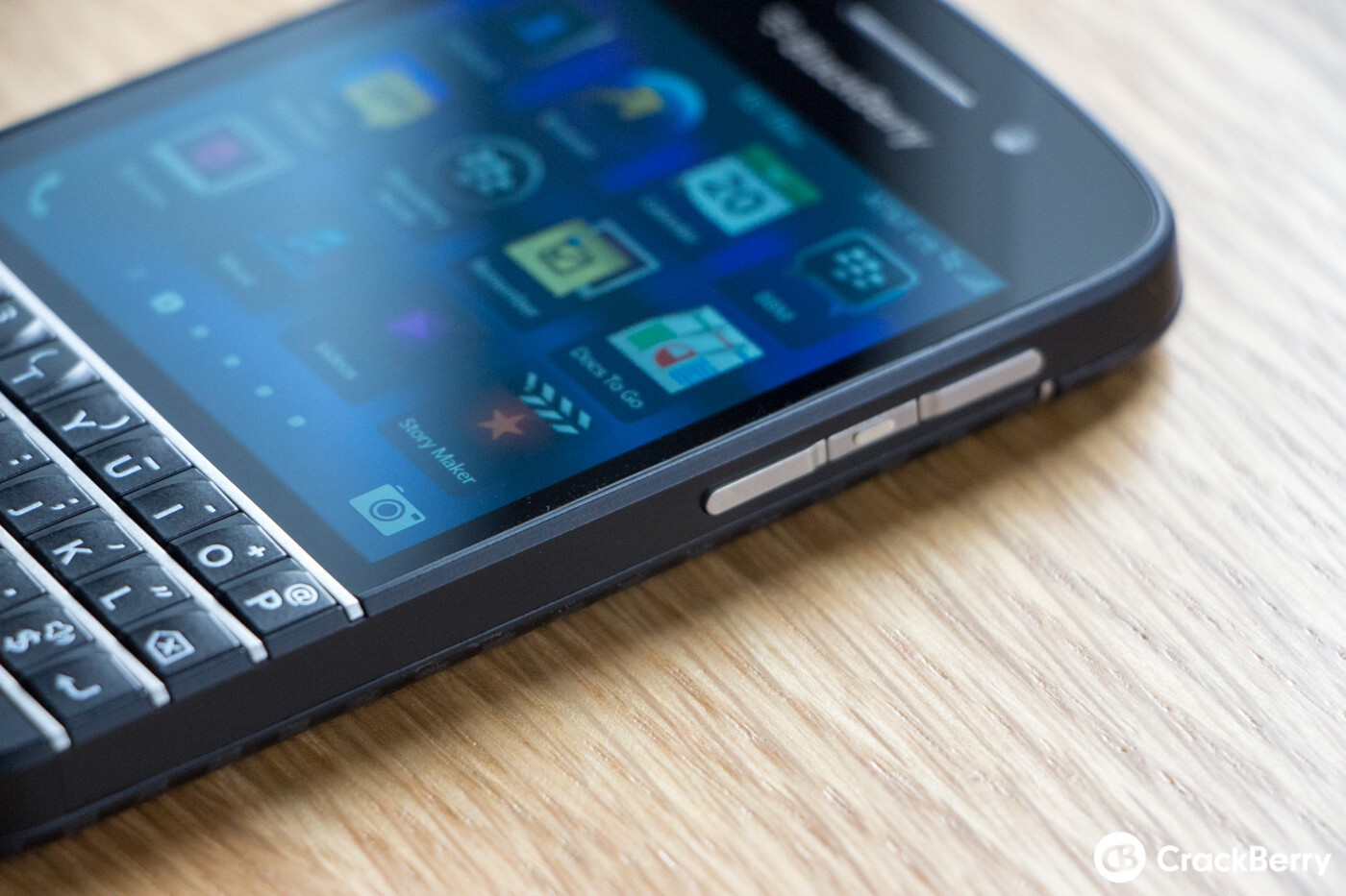 How to sideload Android applications to the BlackBerry Q10