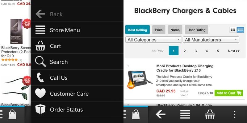 CB 10 for BlackBerry 10